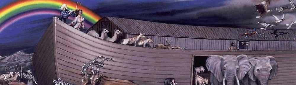 Noah's Ark News